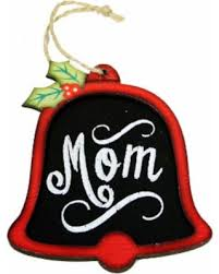 black friday sales on chalkboard ornament