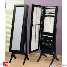 Jewelry Storage Cabinet Mirrored Jewellery Storage Cabinet Uk Bathroom Mirror Wall For