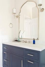 Uttermost Bathroom Lighting Blue Bath Vanity With Uttermost Kenitra Arch Wall Mirror