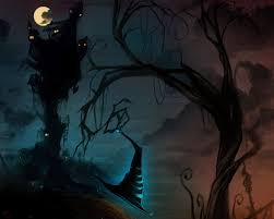 abstract page 381 halloween wallpapers scary halloween