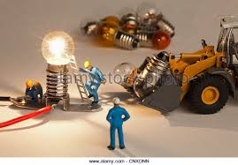 worker figurines stock photos worker figurines stock images alamy