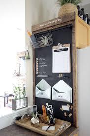 kitchen message center ideas best 25 magnetic chalkboard ideas on magnetic paint