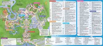 Universal Orlando Map 2015 by January 2016 Walt Disney World Park Maps Photo 1 Of 12