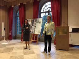 Tc Rw Baden Baden Vortrag Von Frau Sabeth Splietorp Zur Geschichte Des Tennis Clubs