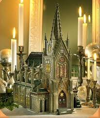 cathedral of st nicholas new department dept 56 in the