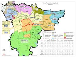 fairfax county map fairfax boundary study and the housing market our fairfax