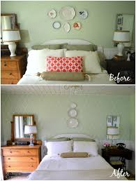 Accent Walls For Bedrooms How To Stencil An Accent Wall