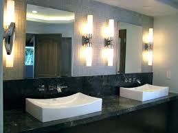 Mid Century Modern Bathroom Lighting Modern Bathroom Wall Sconces Denniswoo Me