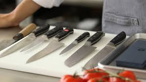 how to kitchen knives how to sharpen your kitchen knife martha stewart