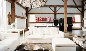 mixing mid century modern and rustic country home decor with contemporary flair
