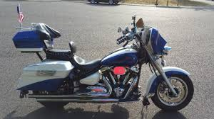 yamaha roadstar hard saddle bags motorcycles for sale