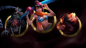 Lol Halloween Icons Bundle League Of Legends