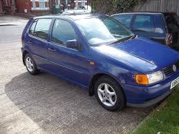volkswagen hatchback 1999 vw polo 1 4 v reg 1999 in southampton hampshire gumtree