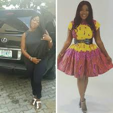 johnson lexus financial nollywood actress mercy johnson okojie shows off her customised
