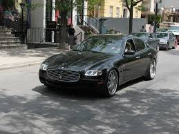 maserati custom maserati quattroporte with custom rims 1 madwhips