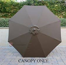 Southern Patio Umbrella Replacement Parts Replacement Umbrella Canopy Ebay
