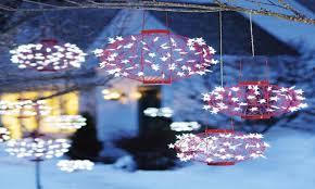 christmas lantern lights outdoor sacharoff decoration