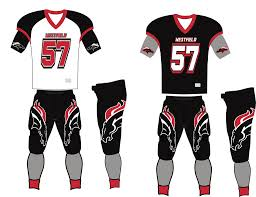 mustang broncos football hype football bronco mustang series hype athletic
