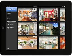 Home Design Zillow by Gigaom Zillow Adds Pinterest Like Home Improvement Vertical With