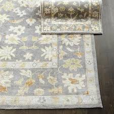 palmer hand knotted rug