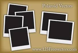 cornici foto gratis italiano cornice polaroid gratis file vettoriale clipart me