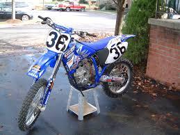 tony blazier u0027s 2001 yamaha yz250f tblazier u0027s bike check vital mx