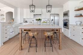 farmhouse kitchens with white cabinets northwest farmhouse kitchen powell construction