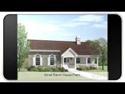 small ranch house plans youtube