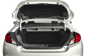 lexus lx trunk space new 2017 honda civic price photos reviews safety ratings
