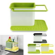 Kitchen Sink Brush 3 In 1 Kitchen Sink Organizer For Dishwasher Liquid Brush House