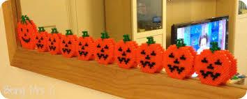 halloween hama beads being mrs c