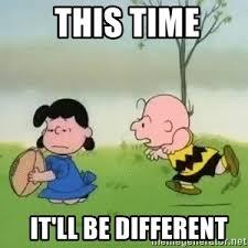 Charlie Brown Memes - lucy football charlie brown meme generator