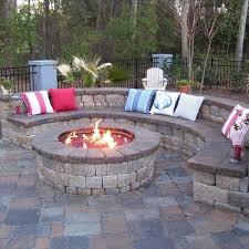 Outdoor Concrete Patio Designs Outdoor Spaces Ideas Concrete Patio Designs With Pit Best 25