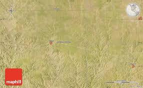 ozona map satellite map of ozona