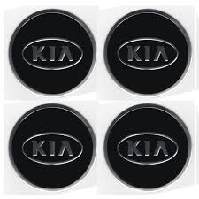 kia logo kia wheel centre sticker badge logo alloys wheel cap sticker wheel