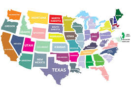 Usa States Map Quiz by 100 Map Quiz Us States Php Explore The States With