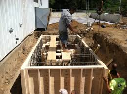 types of foundations for homes we love concrete