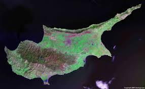 satellite map hd cyprus map and satellite image