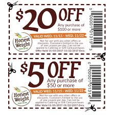 new honest weight tops coupons use at price chopper