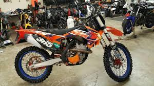 2011 ktm sx 350 f motorcycles for sale