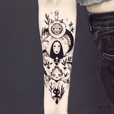 Tattoo Inspired Home Decor 23 Geometric Tattoos Ideas Arm Tattoo Studio Ghibli And Tattoo