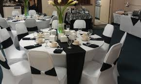 black and white wedding decorations tbdress go with white and black wedding theme