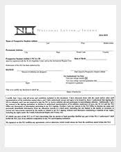 College National Letter Of Intent Letter Of Intent 100 Free Word Pdf Documents Free