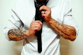 tattoos at work iiskitzo how tattoos work howstuffworks hide it or