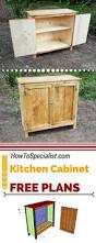 How To Build Kitchen Cabinets 21 Diy Kitchen Cabinets Ideas U0026 Plans That Are Easy U0026 Cheap To