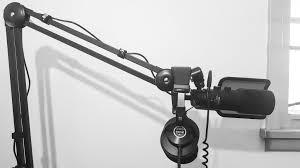 Microphone Desk Arm Rode Psa1 Studio Boom Arm For Broadcast Microphones Psa1 B U0026h