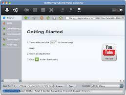 format video converter youtube imtoo youtube hd video converter for mac screenshot