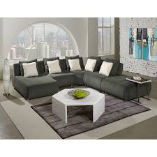 Small Sofa With Chaise Lounge by Amazing Modular Sectional Sofa For Small Living Room Ideas With