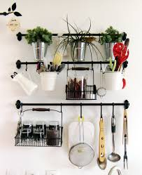 Bar De Cuisine Ikea by In My Kitchen Black Iron Bars Fixed To The Wall For Stora U2026 Flickr