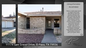Kitchen Cabinets El Paso Tx 11174 Sam Snead Drive El Paso Tx 79936 Youtube